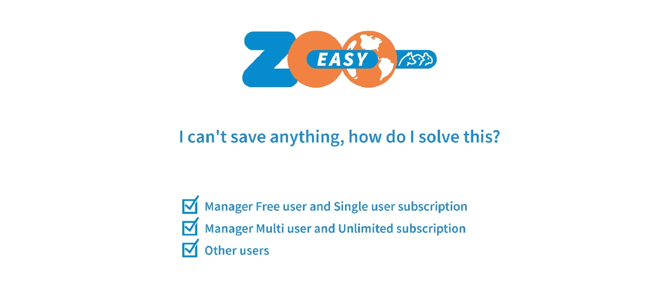 ZooEasy starter videos now online!