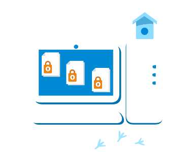 Maximum privacy for professional organizations