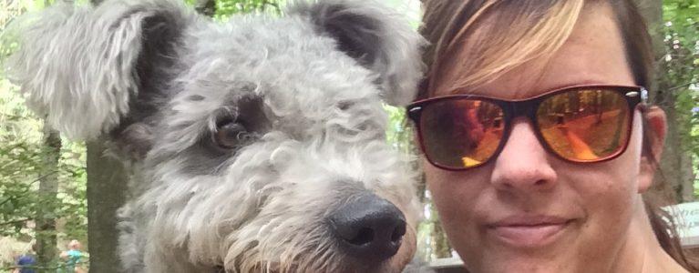 Introduction to Demelza van der Lans, helpdesk & animal lover